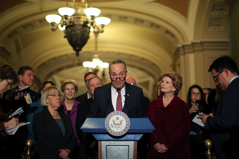 Chuck Schumer Democrats