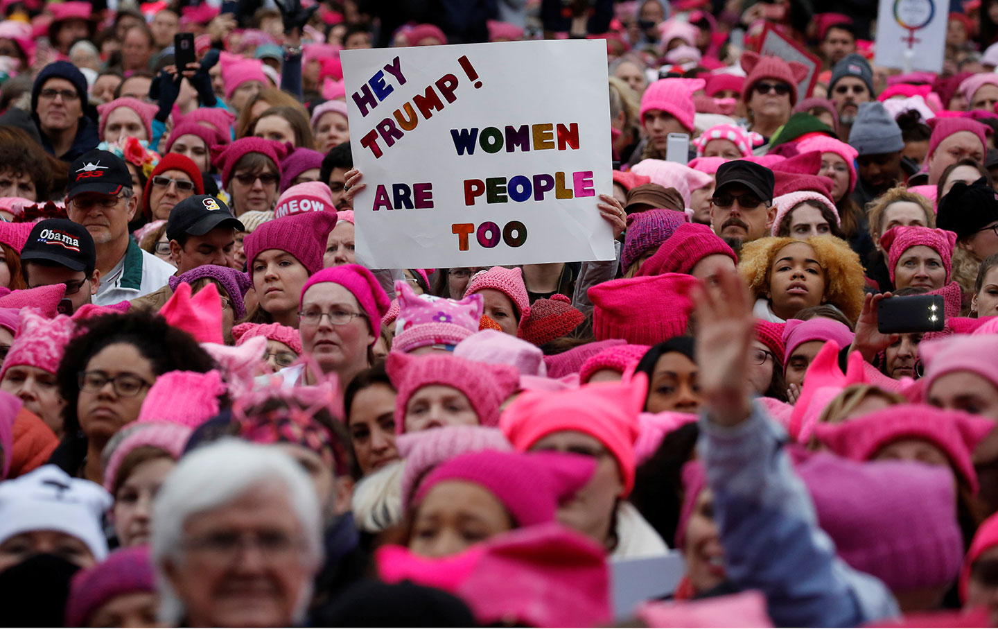 Image result for pussyhat march