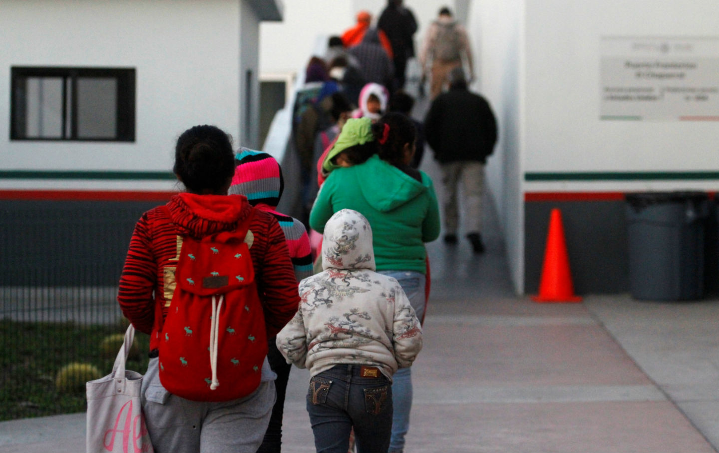 These Jurisdictions Have Become 'Asylum Free Zones' | The Nation