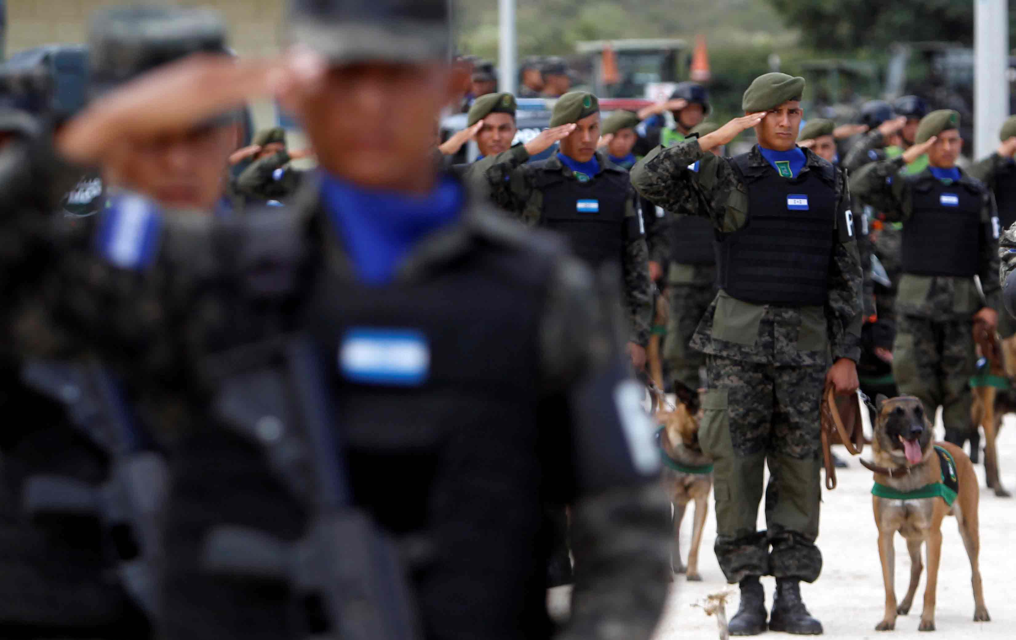 Honduran Military Police