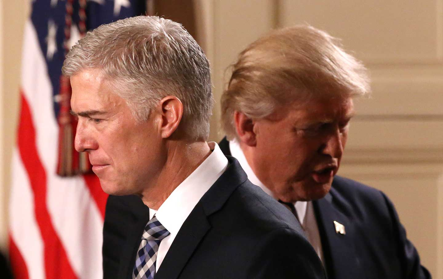 Gorsuch and Trump