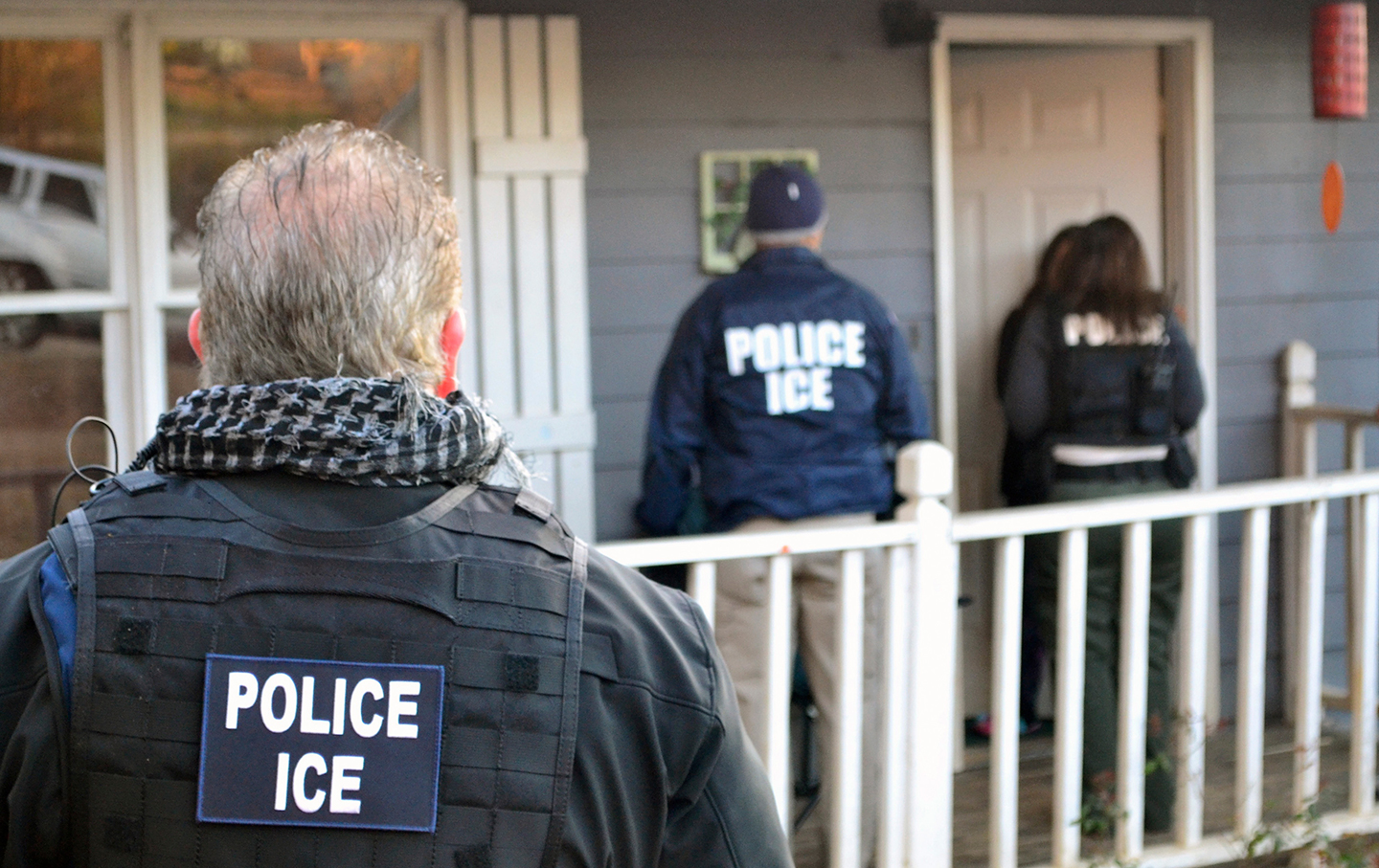 What Happens to Undocumented Immigrants Once They Fall Into ICE's