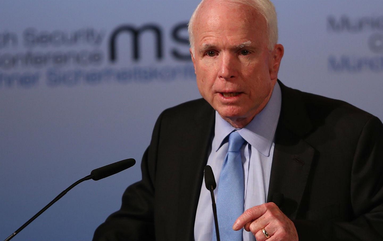 Senator John McCain at Munich Security Conference