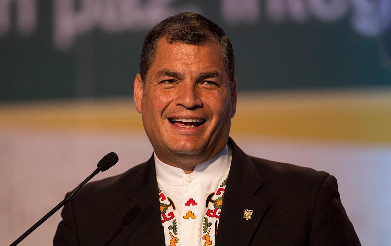 Ecuador U2019s Left Wing Success Story The Nation
