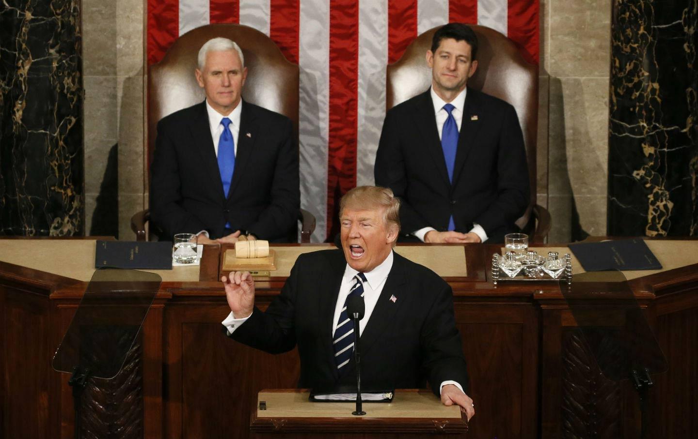 videos politics donald trump congress address navy seal widow jones btscnn