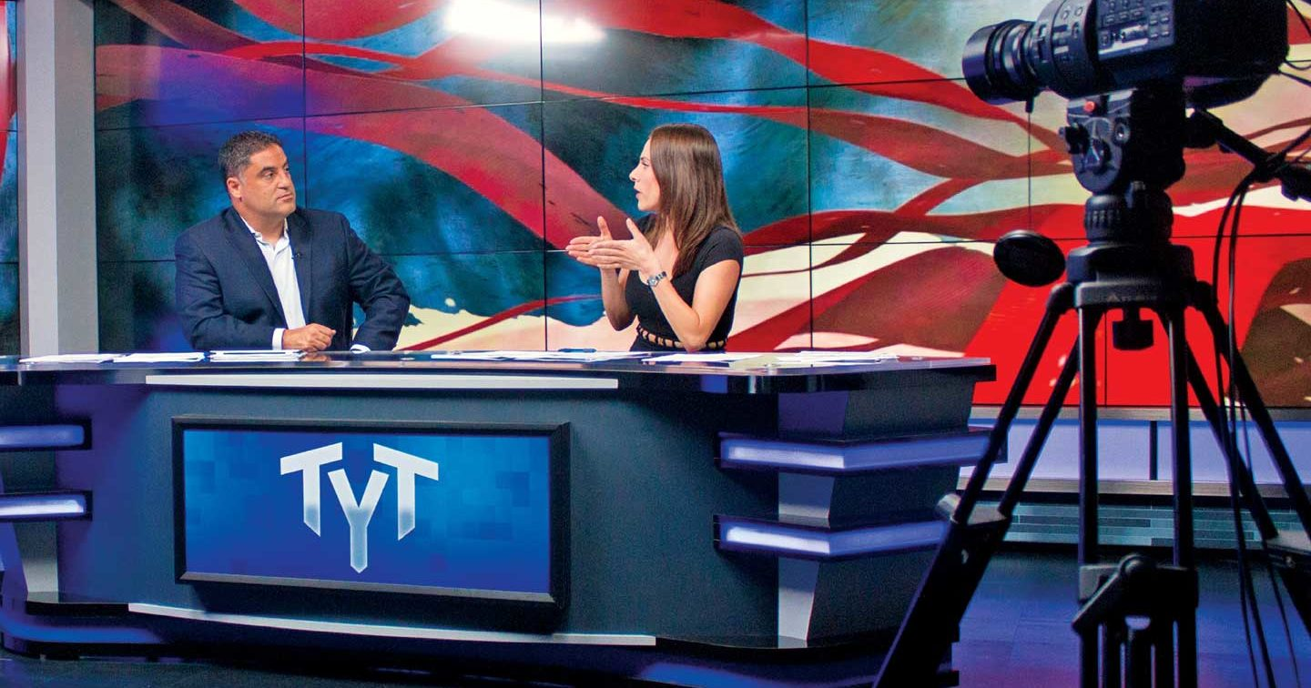 The Young Turks Are Beating Major Media Operations—on ...