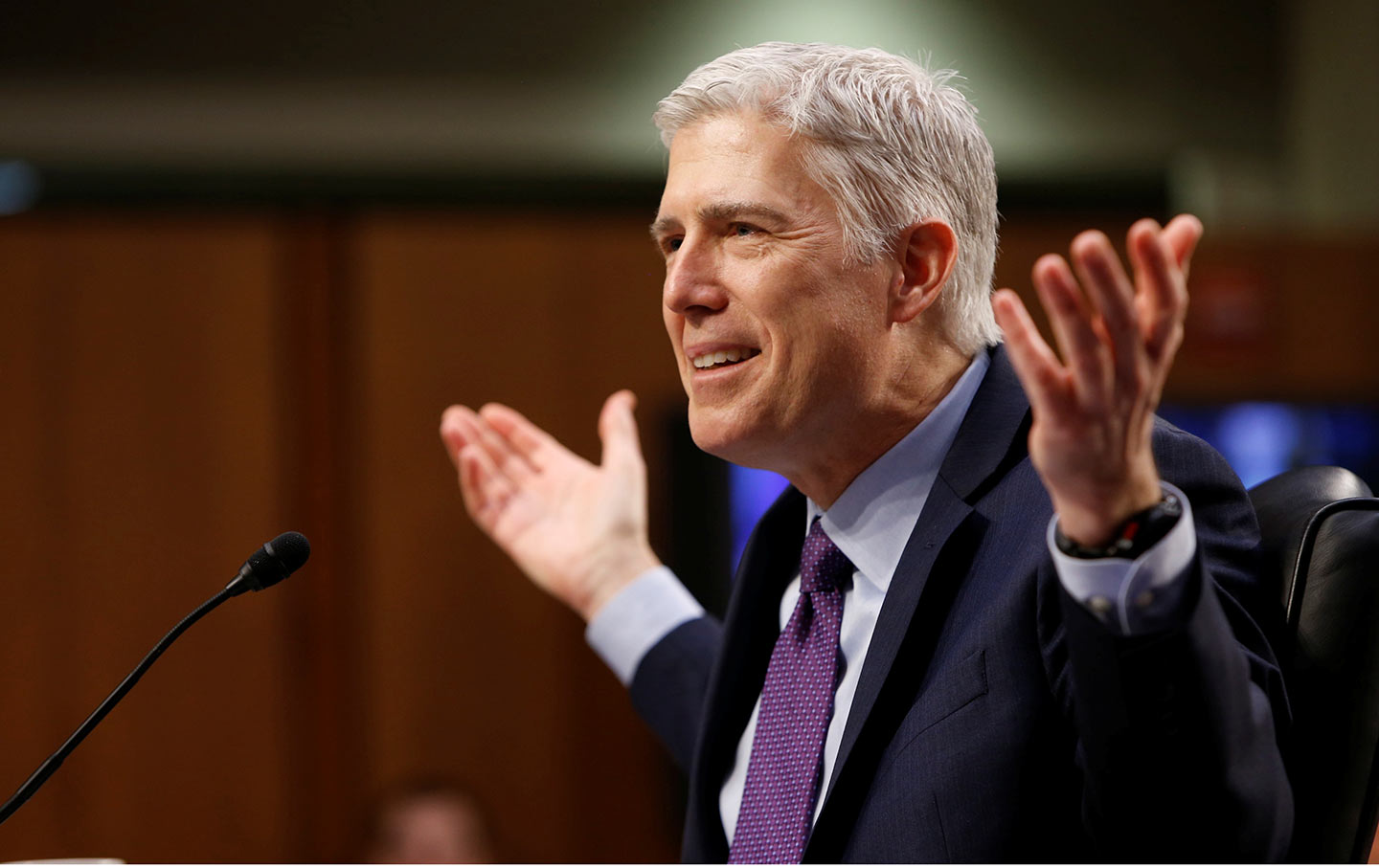 Gorsuch Senate Confirmation