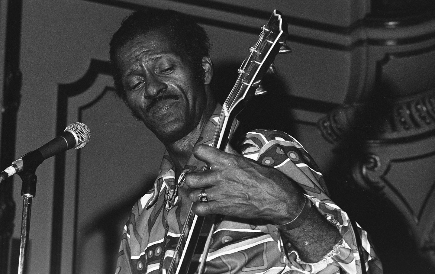 Chuck Berry's Final Album to Be Released This Week