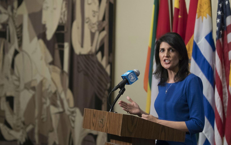 Nikki Haley UN Security Council