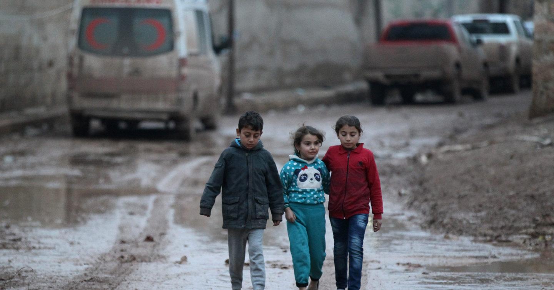 The Syrian War Is Crea...