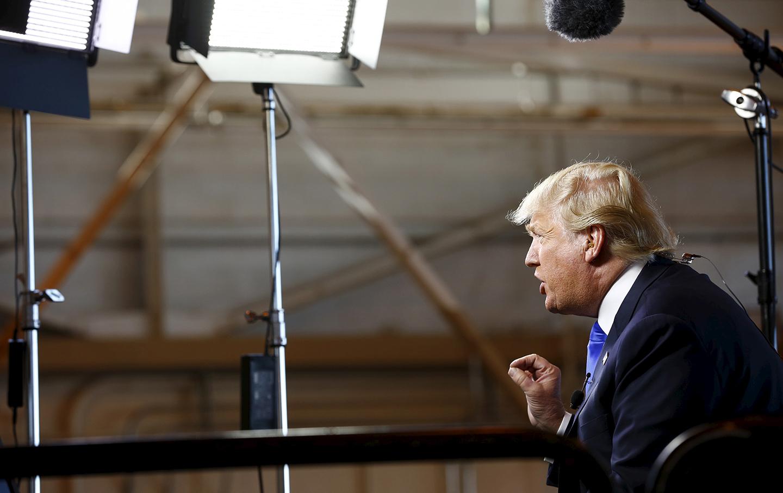 Trump on Fox News