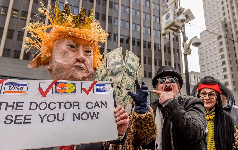 Trumpcare Protest