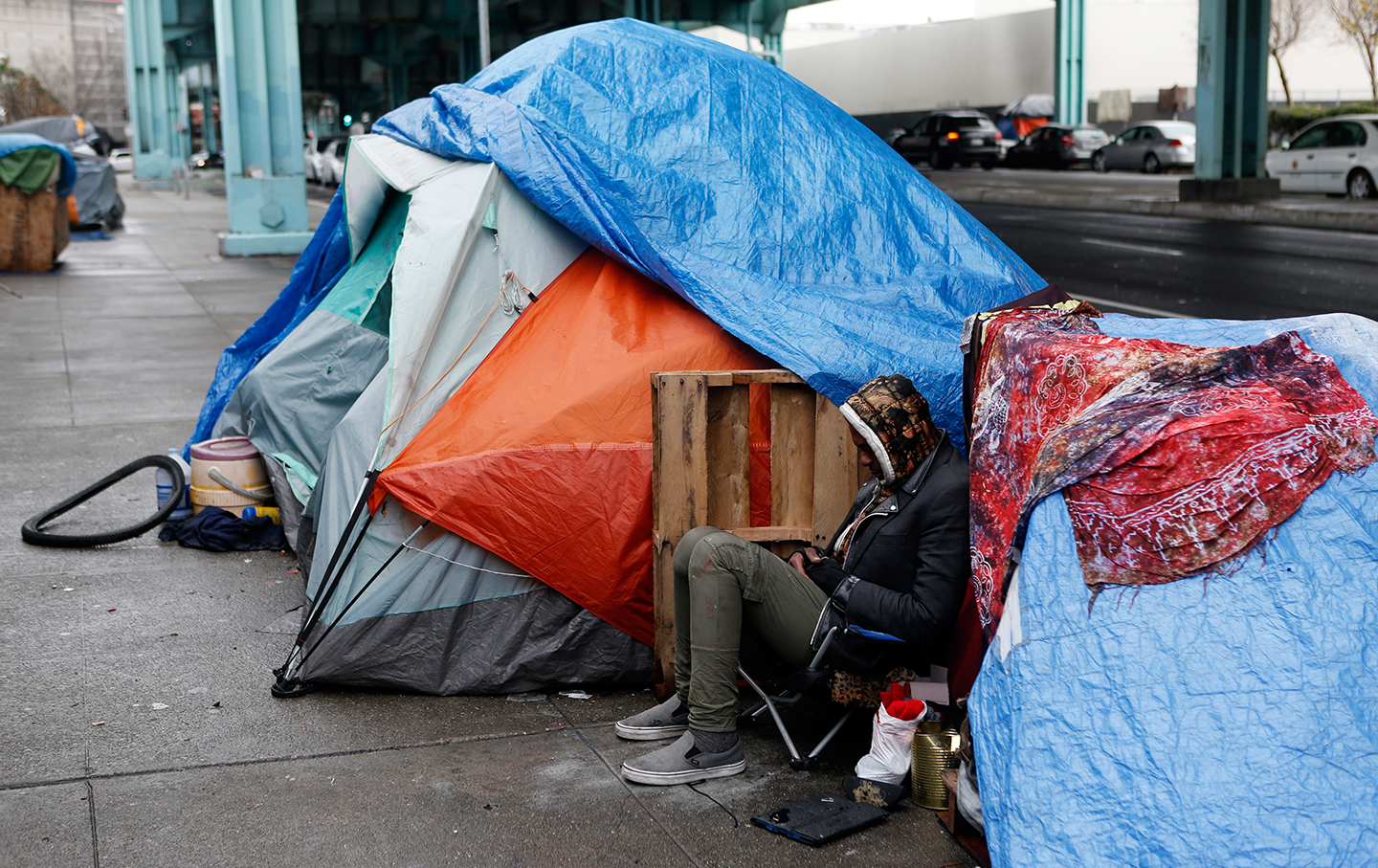 Homelessness in Silicon Valley