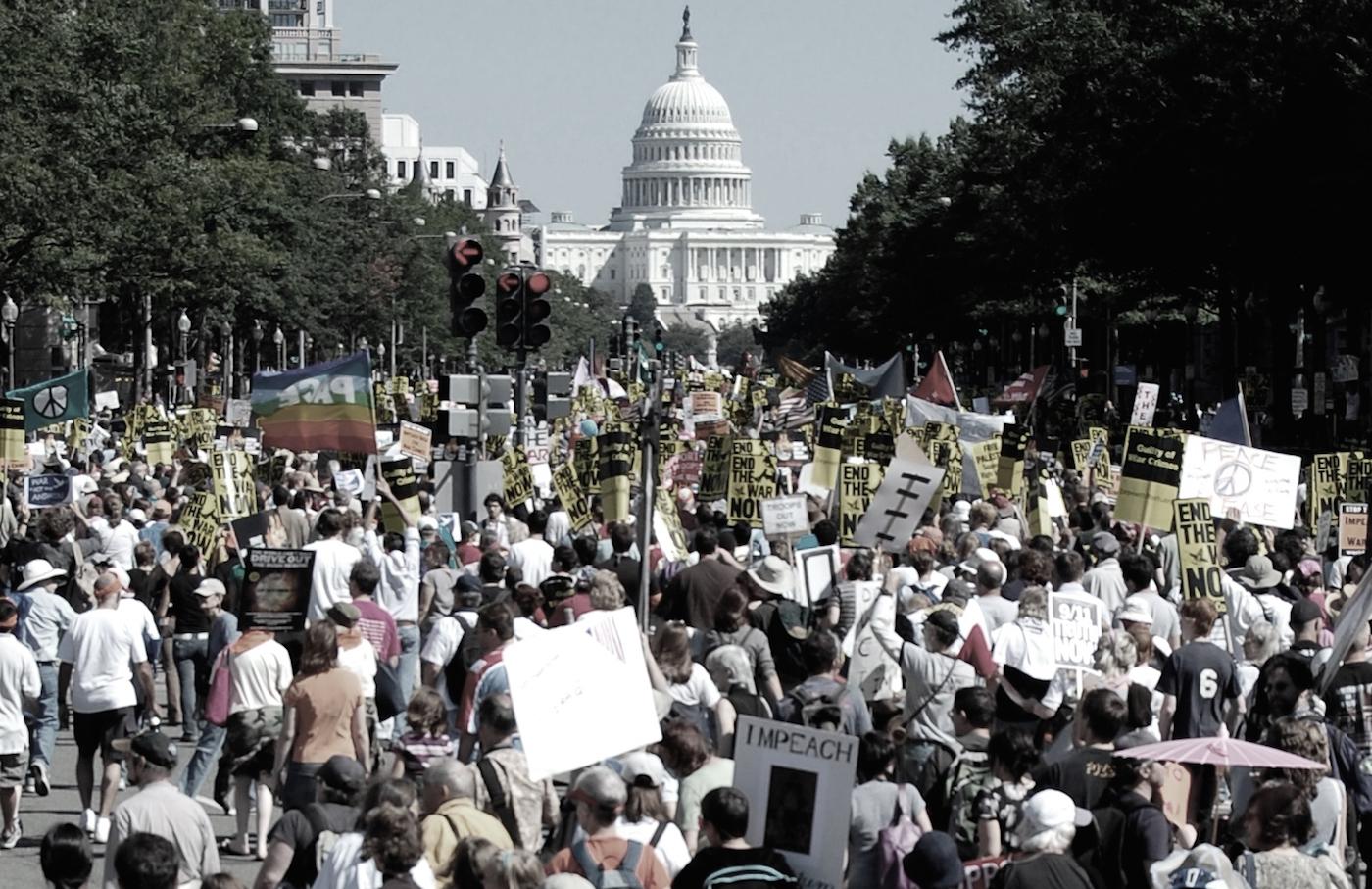 peaceprotest