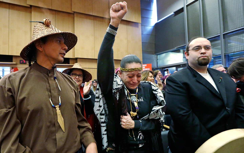 Standing Rock in Seattle