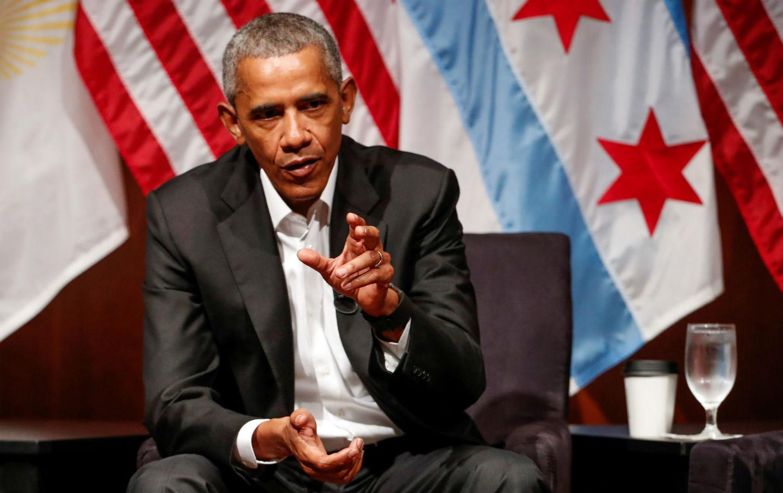 Barack Obama University of Chicago Speech