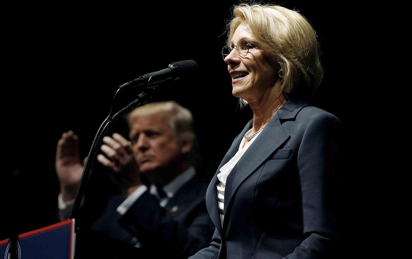 Betsy Devoss Attack On Public Education >> What Betsy Devos S Emphasis On Choice Means For School Segregation