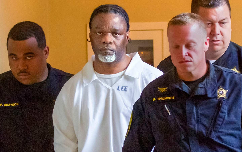 Arkansas execution of Ledell Lee