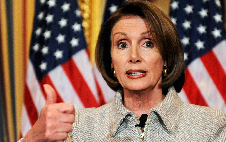 Nancy-Pelosi-speaker-2009-rtr-img