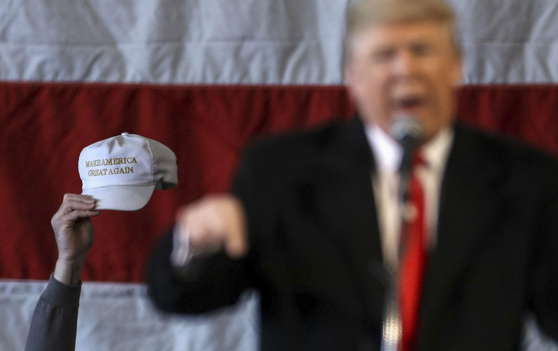 Trump Campaign Make America Great Again