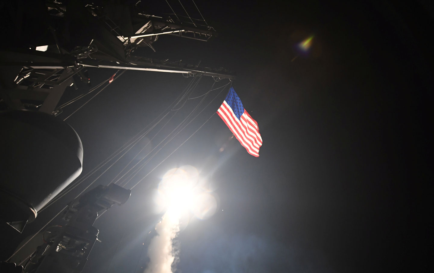 What Is It With US Presidents and Tomahawk Cruise-Missile Strikes