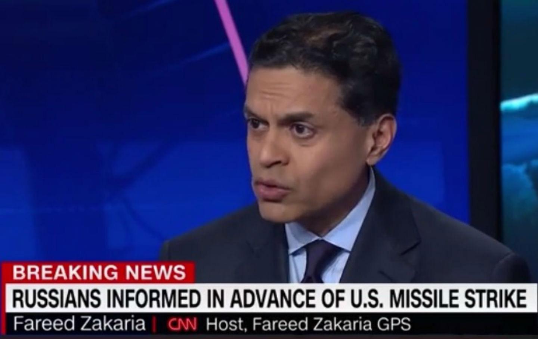 Zakaria on Trump's Syria Airstrikes