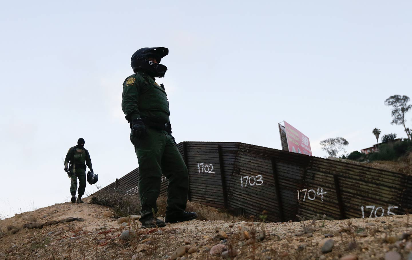 Articles on Border security