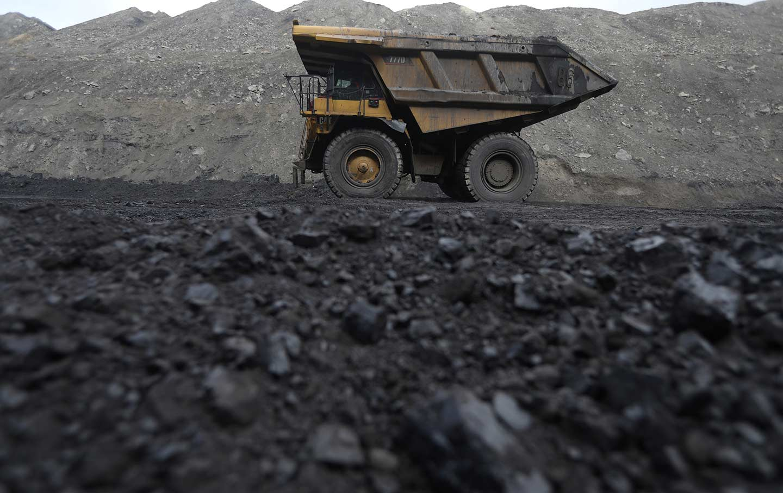 Black Butte Coal Mine