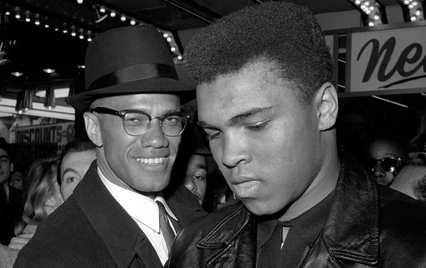 Sports Illustrated\' Gets Everything About Muhammad Ali and Malcolm X ...