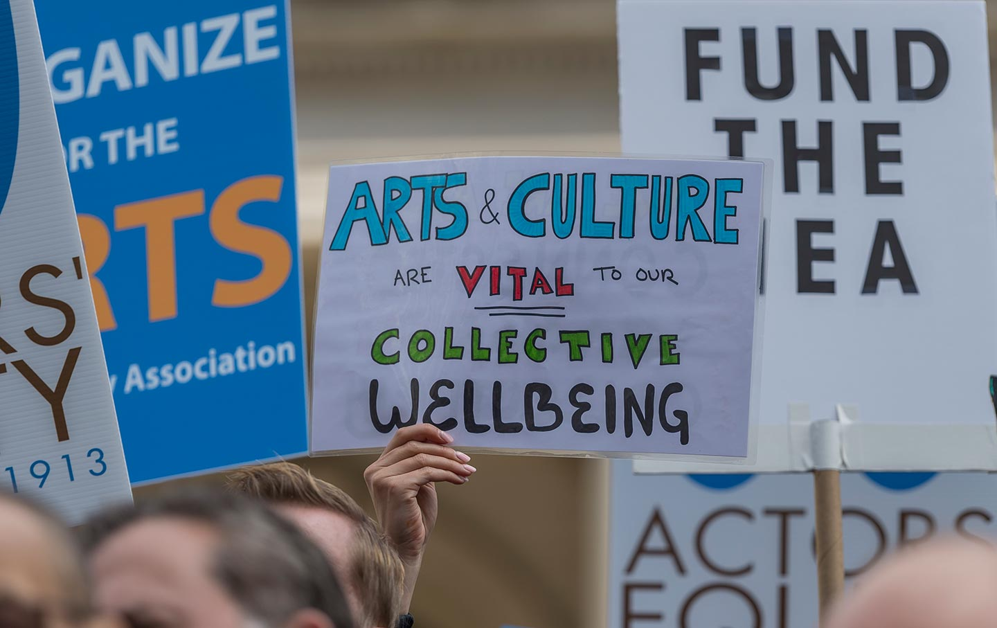 Who Needs the NEA and NEH? | The Nation