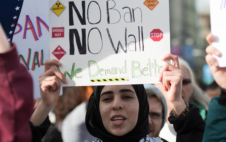No Muslim Ban