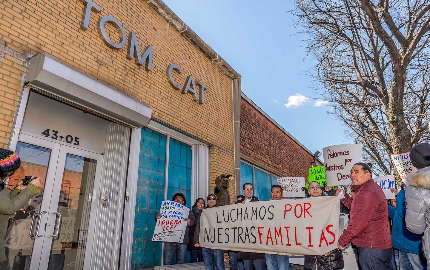 Undocumented Bakers Are Planning 'A Day Without Bread' This