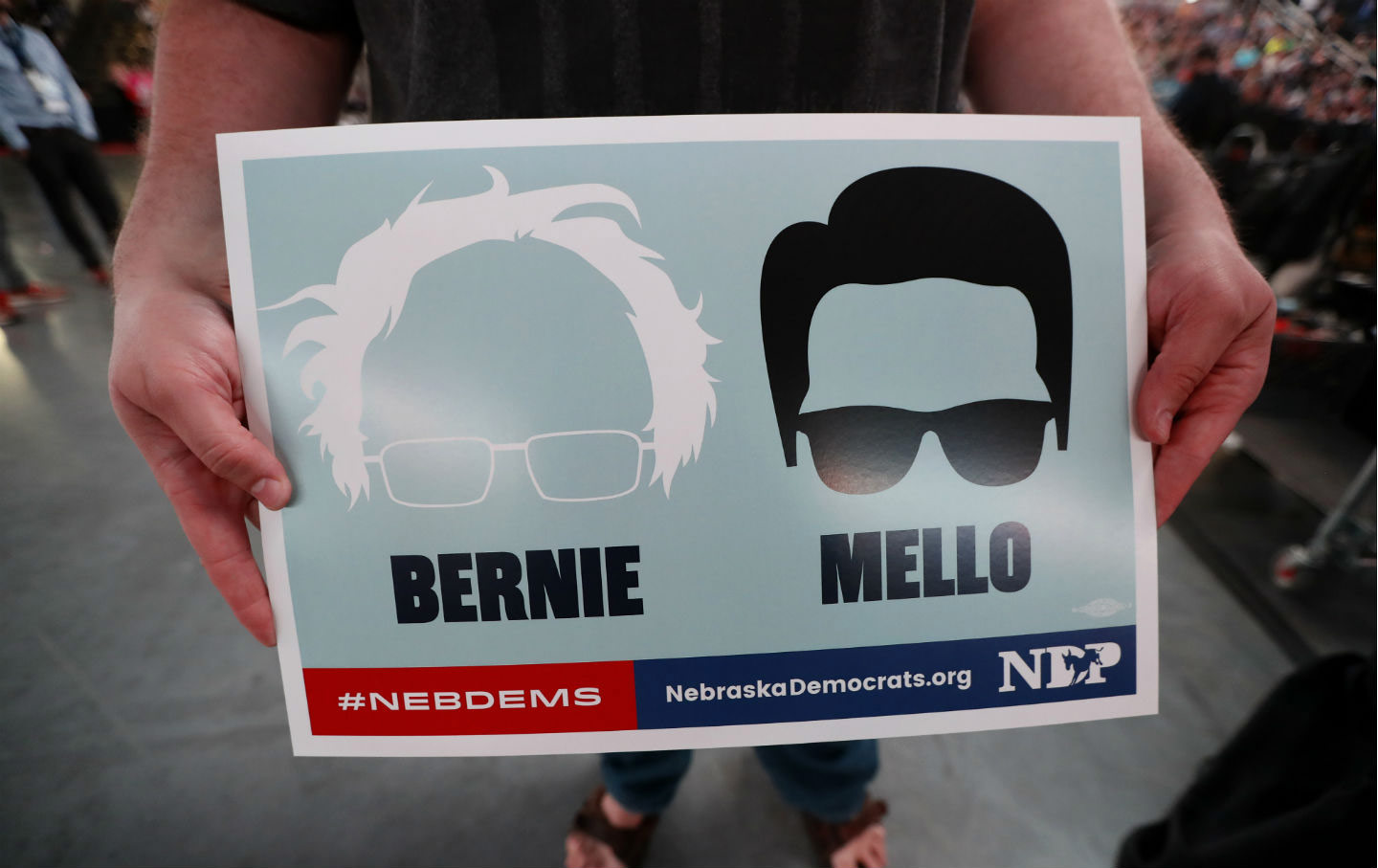 Mello Sanders DNC Abortion Rights