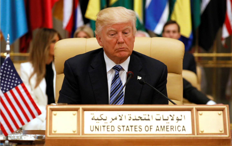 Trump Saudi Arabia Speech