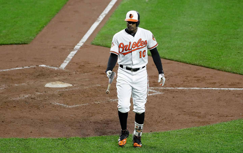 Red Sox apologize for fans' racial taunts toward Adam Jones