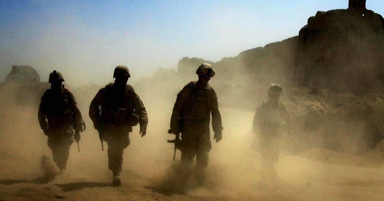Afghan dust