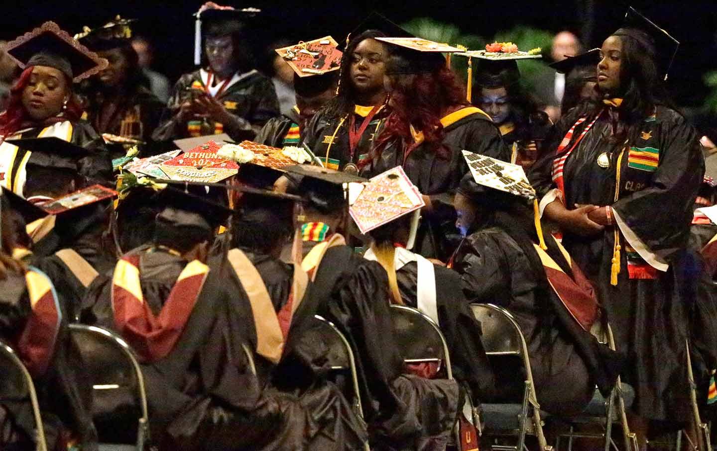 Betsy DeVos Booed During Commencement Speech, Grads Turn Backs