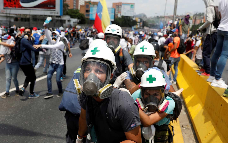 Medic Volunteers Venezuela