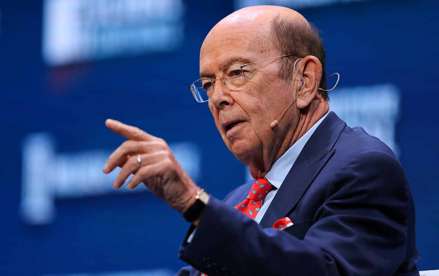 Wilbur Ross Is a Disgrace to Himself and His Country | The ...