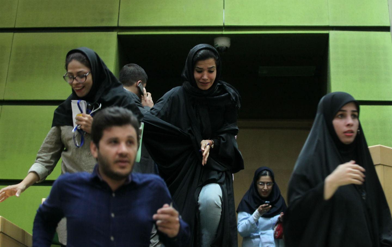 ISIL Terror Attacks Tehran