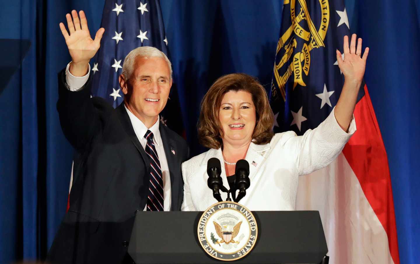 Justice Department Sues Georgia Over >> Karen Handel Has A Long History Of Suppressing Votes The Nation