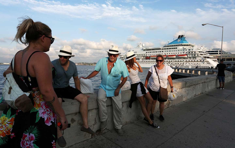 Tourism in Havana