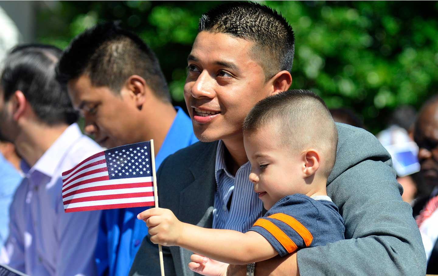 The Truth About Immigrants and Public Benefits | The Nation