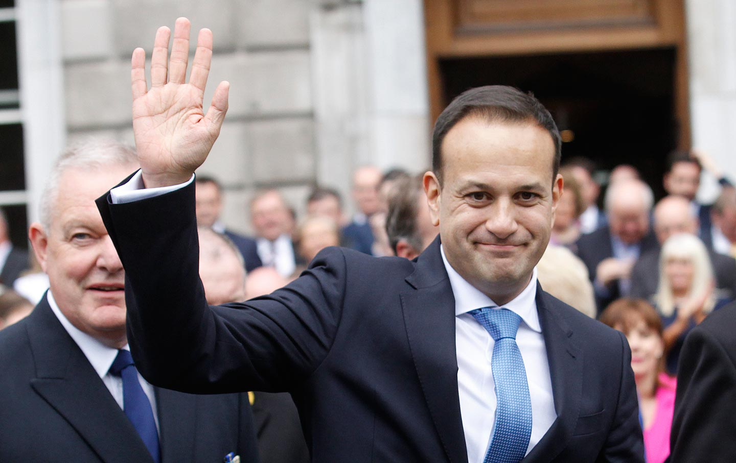 Varadkar talks Brexit with European Union leaders