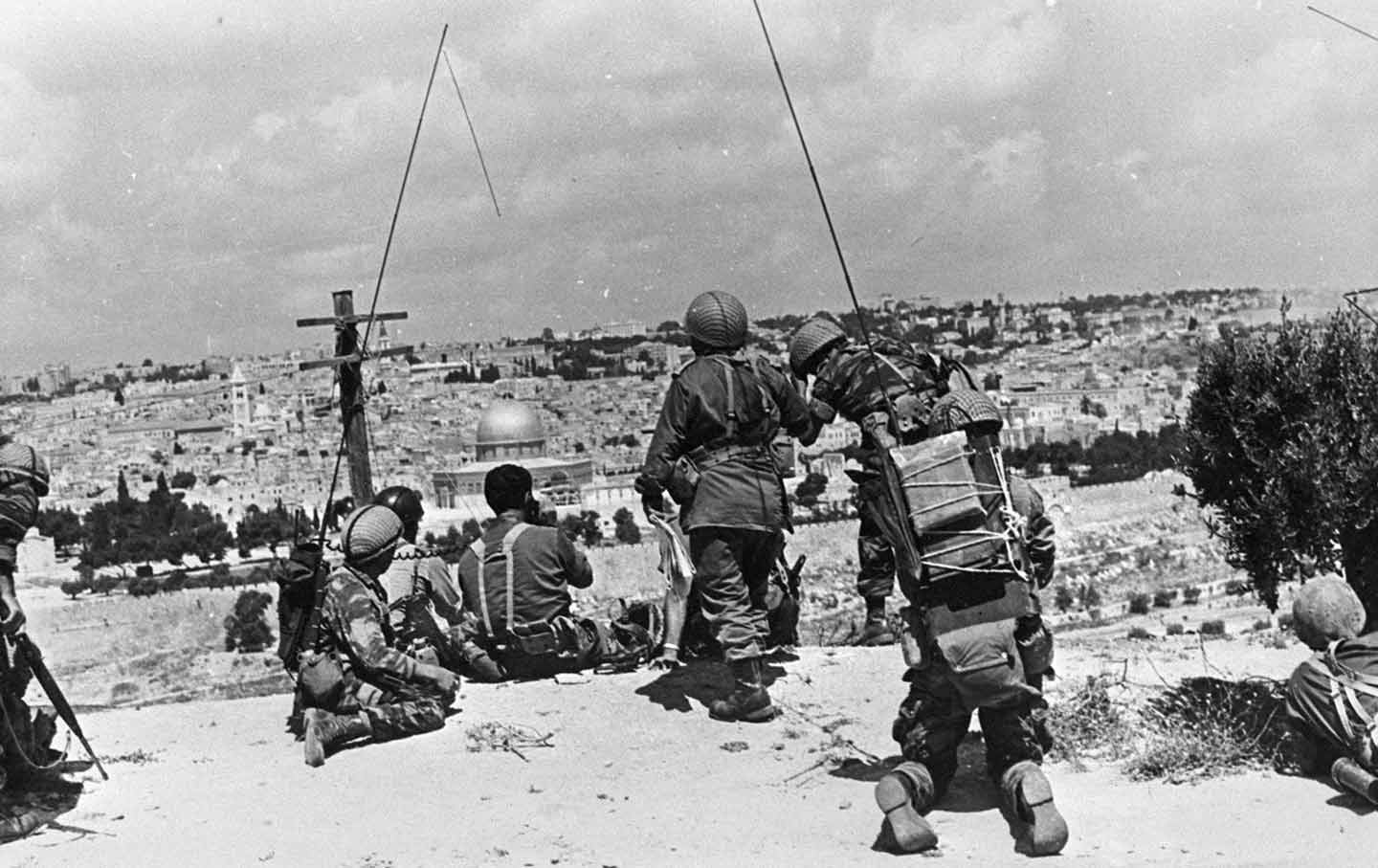 The Historians' War Over the Six-Day War | The Nation