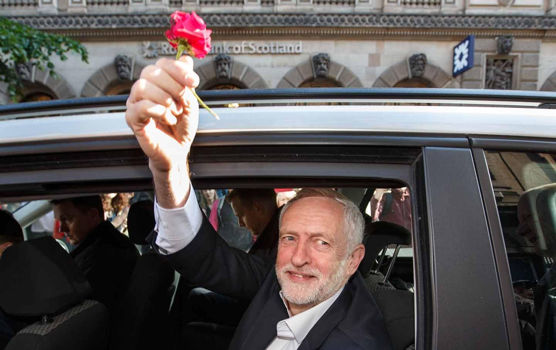 corbyn rose