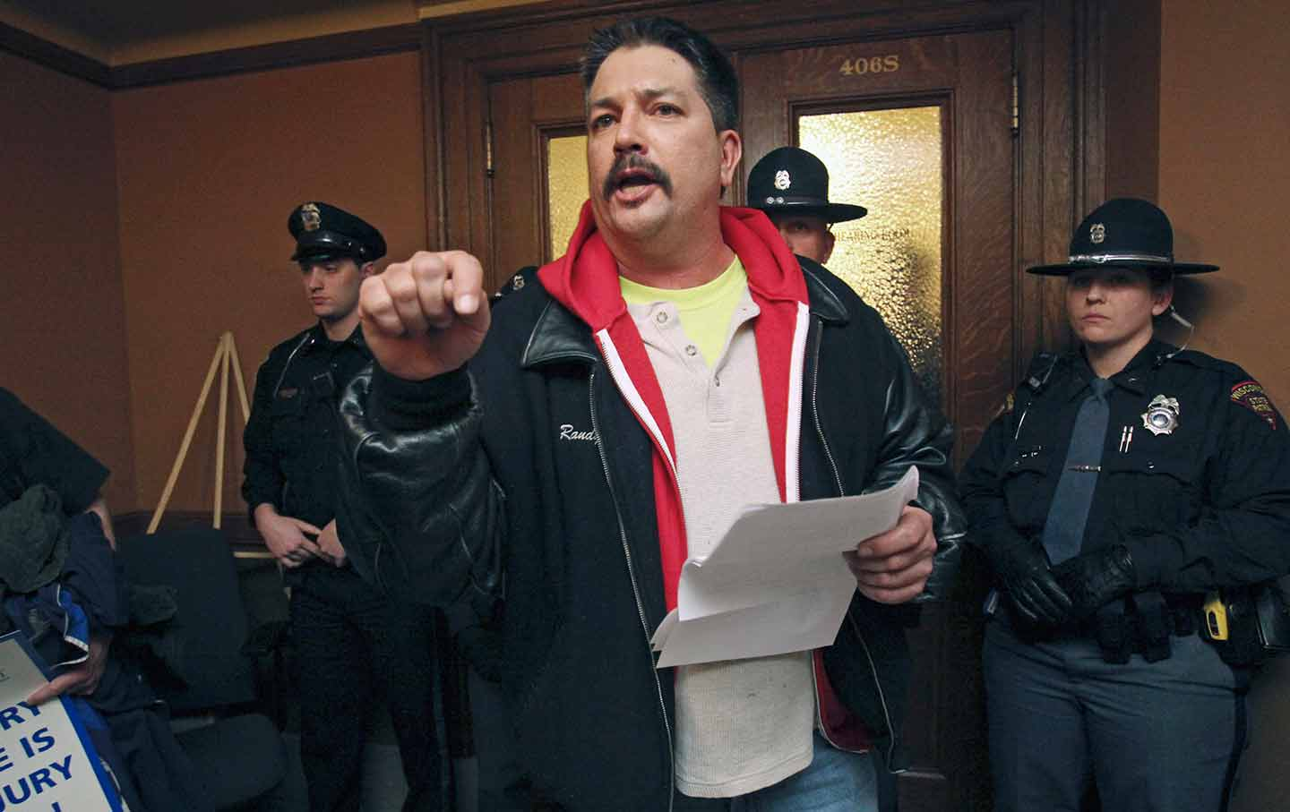 Randy Bryce Wisconsin