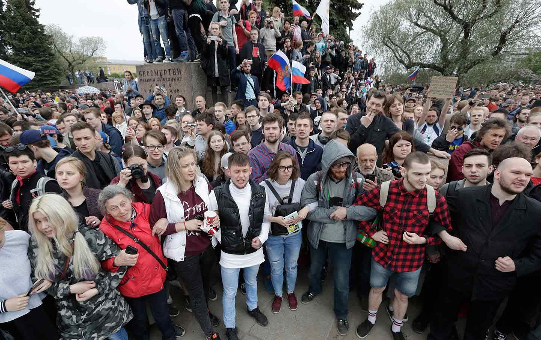 Navalny wants to swing the utility swamp through RosZHKH 08.11.2012 61
