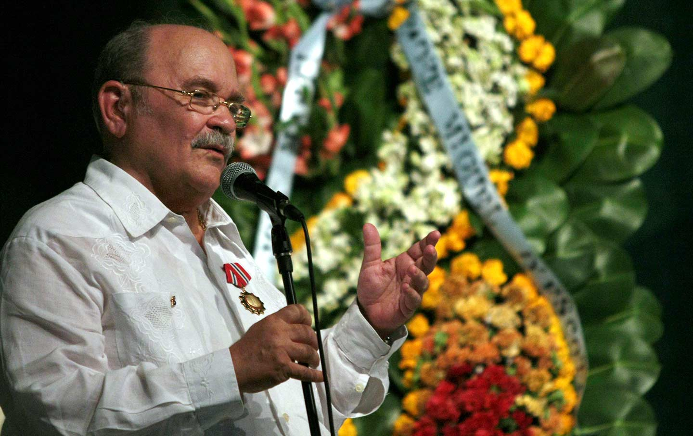 President Miguel D'Escoto Brockmann