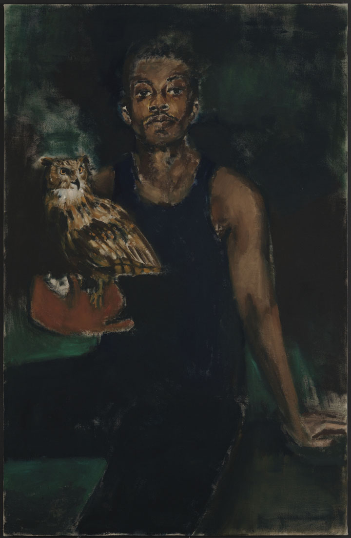 The Presence Of Lynette Yiadom Boakye S Paintings The Nation